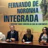 Ministro Raul Jungmann participa de evento na ilha de Fernando de Noronha
