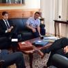 Ministro Raul Jungmann recebe o presidente da Boeing Internacional