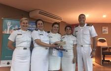 Comando do 9º Distrito Naval promove, em Manaus, Encontro de Serviço Social e Psicologia