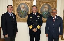 Nova diretoria da SOAMAR – Rio Grande toma posse