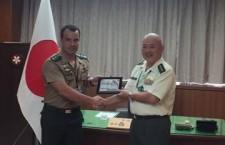 Escola de Comando e Estado-Maior do Exército participa de seminário no Japão