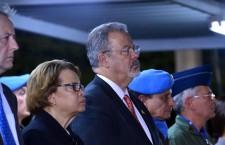 Cerimônia em Porto Príncipe marca a saída das tropas brasileiras do Haiti
