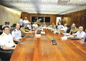 reunião do comitê dos chefes dos estados