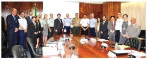 Brasil e Estados Unidos iniciam novo diálogo sobre Defesa