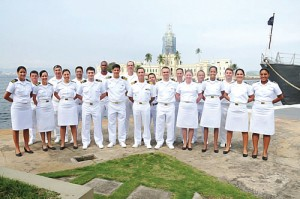 Centro de Comunicação Social da Marinha realiza a cobertura dos 5º Jogos Mundiais Militares
