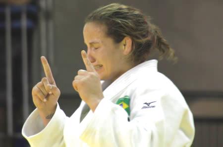 Marinheira Maria Portela ganha Ouro