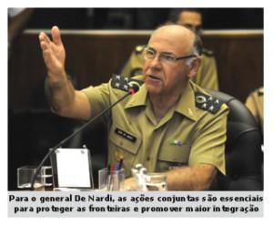 Brasil envolve Peru em entendimentos sobre segurança nas fronteiras