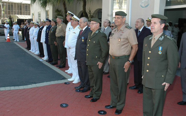 Escola Superior de Guerra comemora 62 anos de sua criação