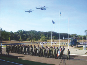 Esquadrão Poti completa 38 anos de serviços