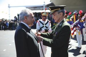 Guarnição de Brasília comemora Dia do Soldado