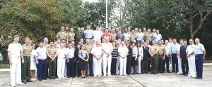 Instituto de Pesquisas da Marinha recebe visita do Curso de Altos Estudos de Política e Estratégia