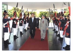 Chile quer conhecer plano brasileiro de fronteiras e estreitar parceria na área de defesa