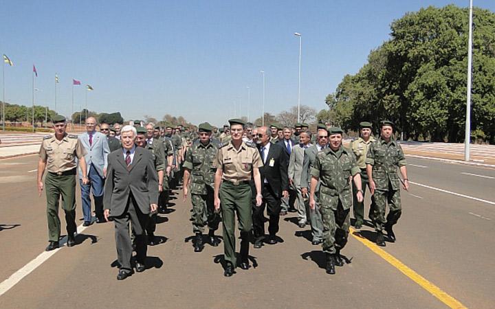 Comemorações do Dia do Quadro  de Engenheiros Militares