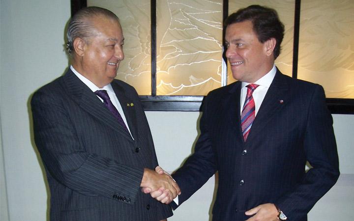 Entrevista com Silvio Vasco Campos Jorge, Presidente da SOAMAR Rio