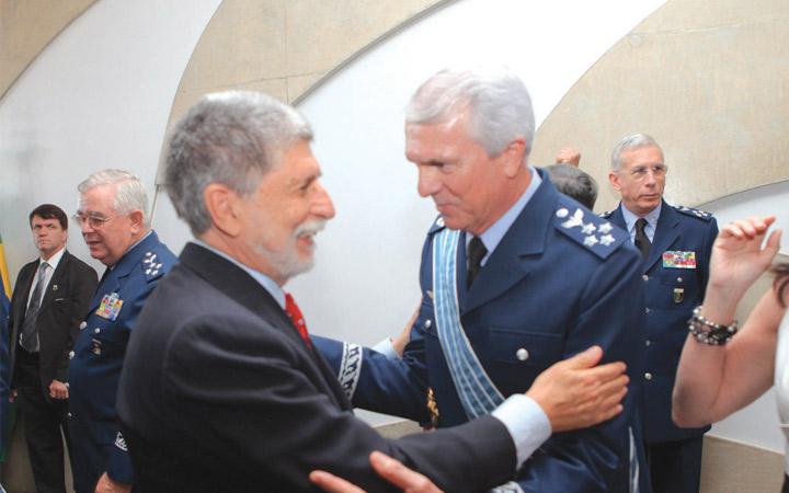 Brigadeiro Aprígio assume a chefia do Estado-Maior da Aeronáutica