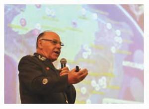 Chefe do Estado-Maior Conjunto das Forças Armadas traça perfil da defesa do futuro