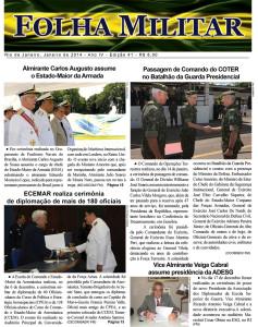 Folha Militar Janeiro 2014-1