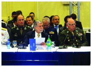 Ministros integrantes da Unasul aprovam criação da Escola Sul-Americana de Defesa