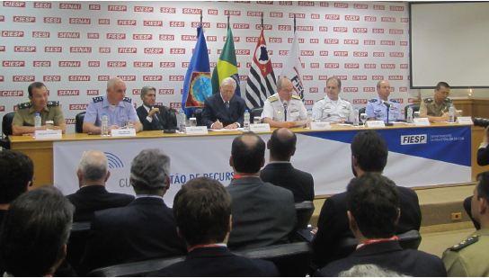 ESG e FIESP promovem Curso  de Gestão de Recursos de Defesa