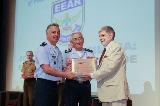 EEAR recebe o Prêmio de Melhor Gestão  do Projeto Soldado Cidadão