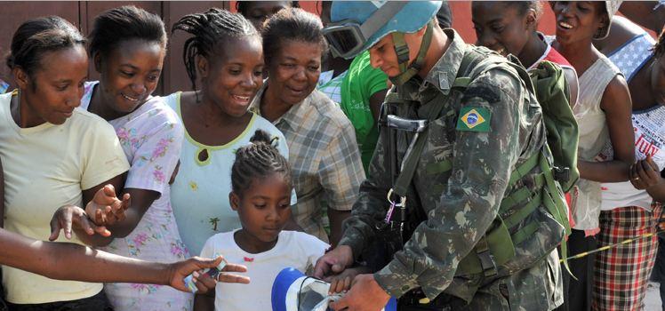 Terremoto no Haiti: como os militares brasileiros apoiaram a reconstrução do país