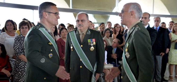 General de Exército Sérgio Westphalen Etchegoyen  assume Estado-Maior do Exército