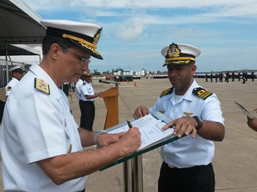 Aviação Naval comemora 99 anos