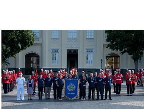 ADESG de Juiz de Fora visita  o Comando-Geral do Corpo de Fuzileiros Navais