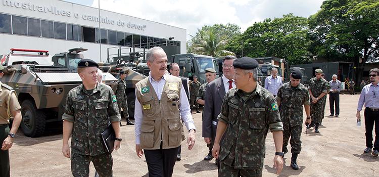 SISFRON atua na defesa e no desenvolvimento da fronteira terrestre do Brasil