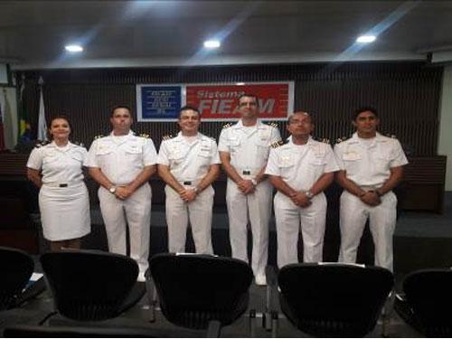 Militares do Com9ºDN participam do lançamento do Prêmio Qualidade Amazonas 2016