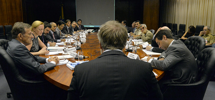 Instituto Pandiá debate a revisão das operações de paz da ONU