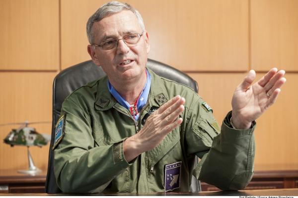 Mais um passo em direção à aeronave de superioridade aérea, afirma Comandante
