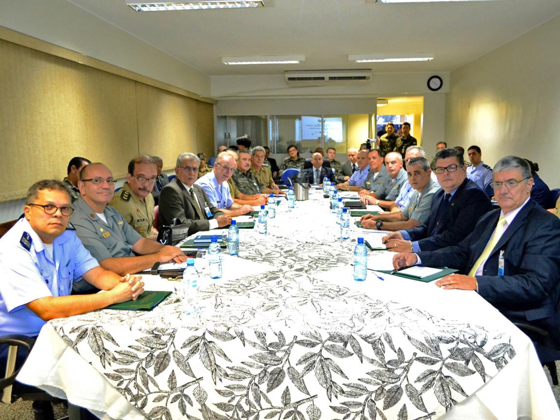Ministério da Defesa realiza reunião de interação dos Sistemas de Saúde das Forças Armadas