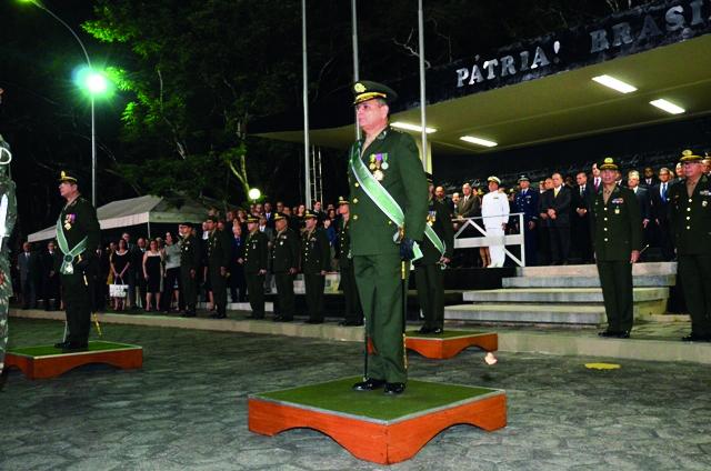 Comando Militar do Nordeste recebe novo Comandante 1