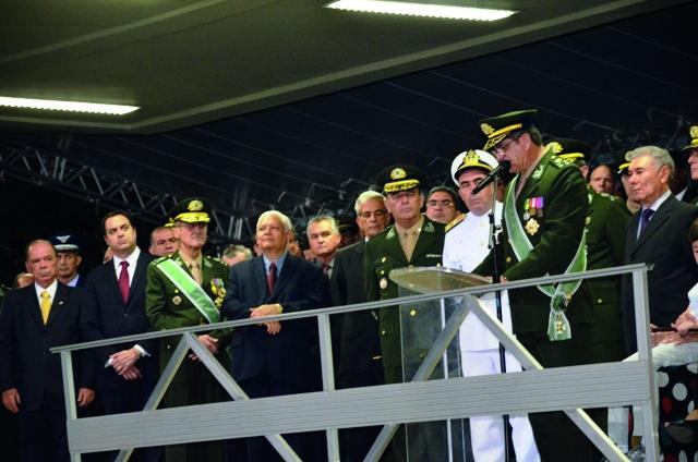 Comando Militar do Nordeste recebe novo Comandante