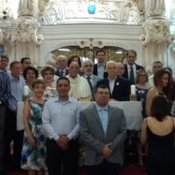 Missa de ação de graça pelos 65 anos da ADESG
