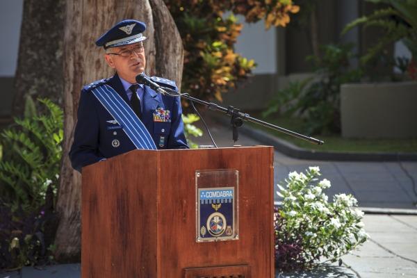 Tenente-Brigadeiro Rossato destacou a importância do COMAE