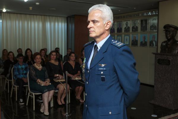 Coronel Lorenzo assume chefia da comunicação da FAB
