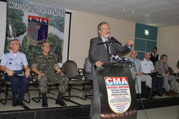 Combate a problemas nas fronteiras foi tema de debate entre ministros sulamericanos