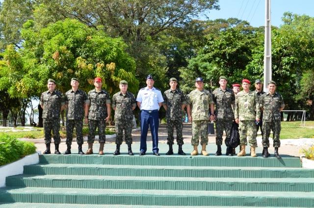 Cooperacao Militar Brasileira no Paraguai 2