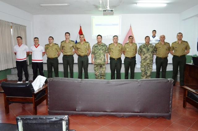 Cooperacao Militar Brasileira no Paraguai