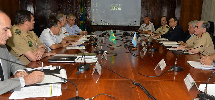 No MDPEVM os países participantes reforçam a importância das discussões na busca do fortalecimento das relações entre eles