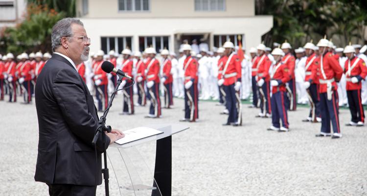 Fuzileiros Navais comemoram