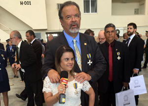 Ministro Jungmann entrega Medalha3