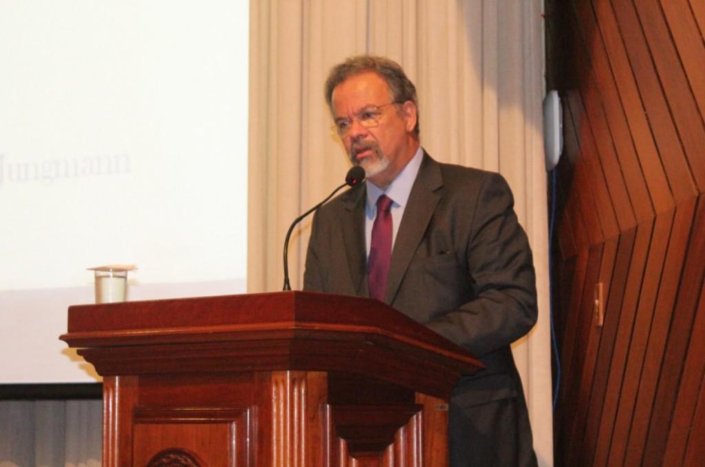 Ministro Raul Jungmann Profere