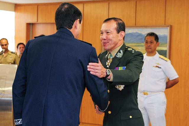 Comando Conjunto na Defesa 2