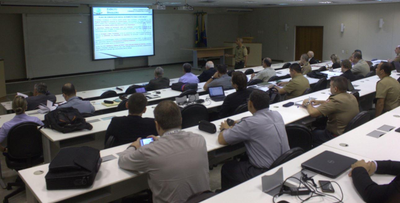 II Seminário de Marketing e Logística na ESG
