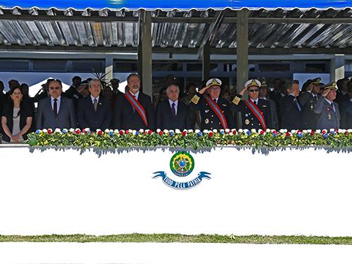 Presidente da República participa de comemoração à Data Magna da Marinha