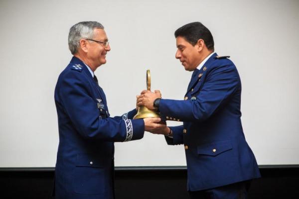 Comandante da Aeronáutica participa da 57ª Conferencia dos Comandantes das Forcas Aéreas Americanas