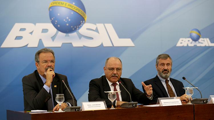 Segurança nacional: Forças Armadas atuarão de forma integrada, diz ministro Jungmann